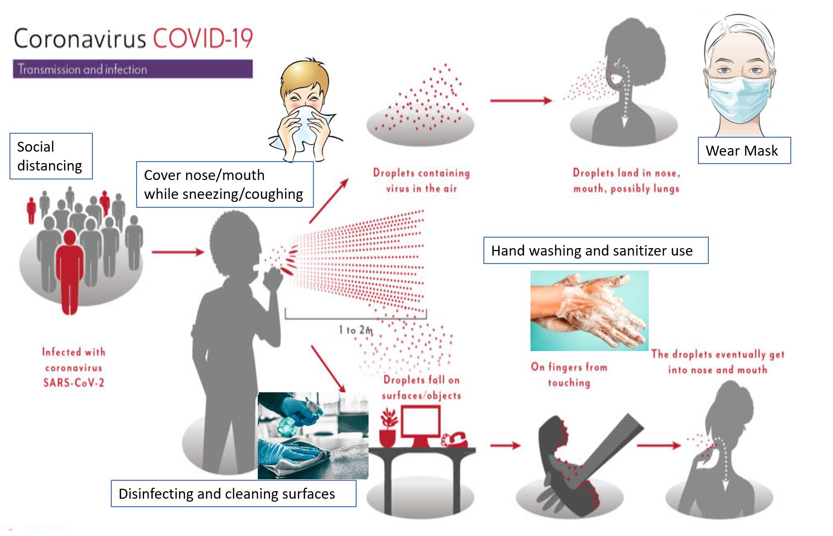 COVID transmission