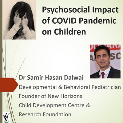 Psychosocial impact on children